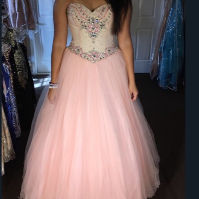 Charming Prom Dress, Sleeveless Hom..