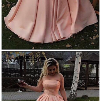 Charming Prom Dress, Sexy Ball Gown..