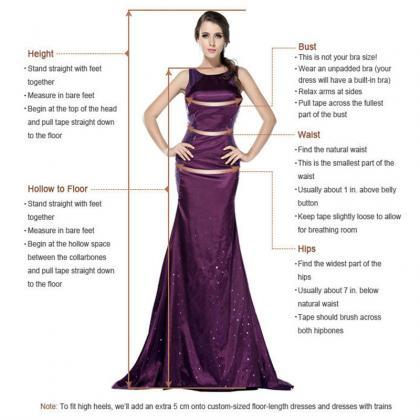 Real Photos Prom Dress, Backless Pr..