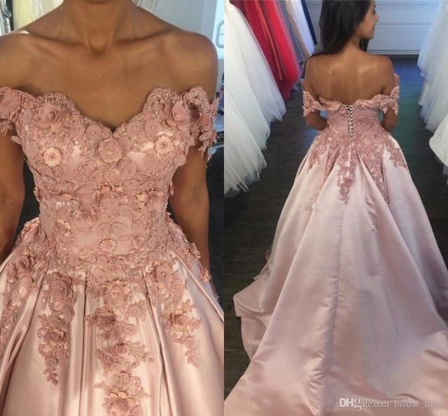 a582c45a7e3 Ball Gown Prom Dress