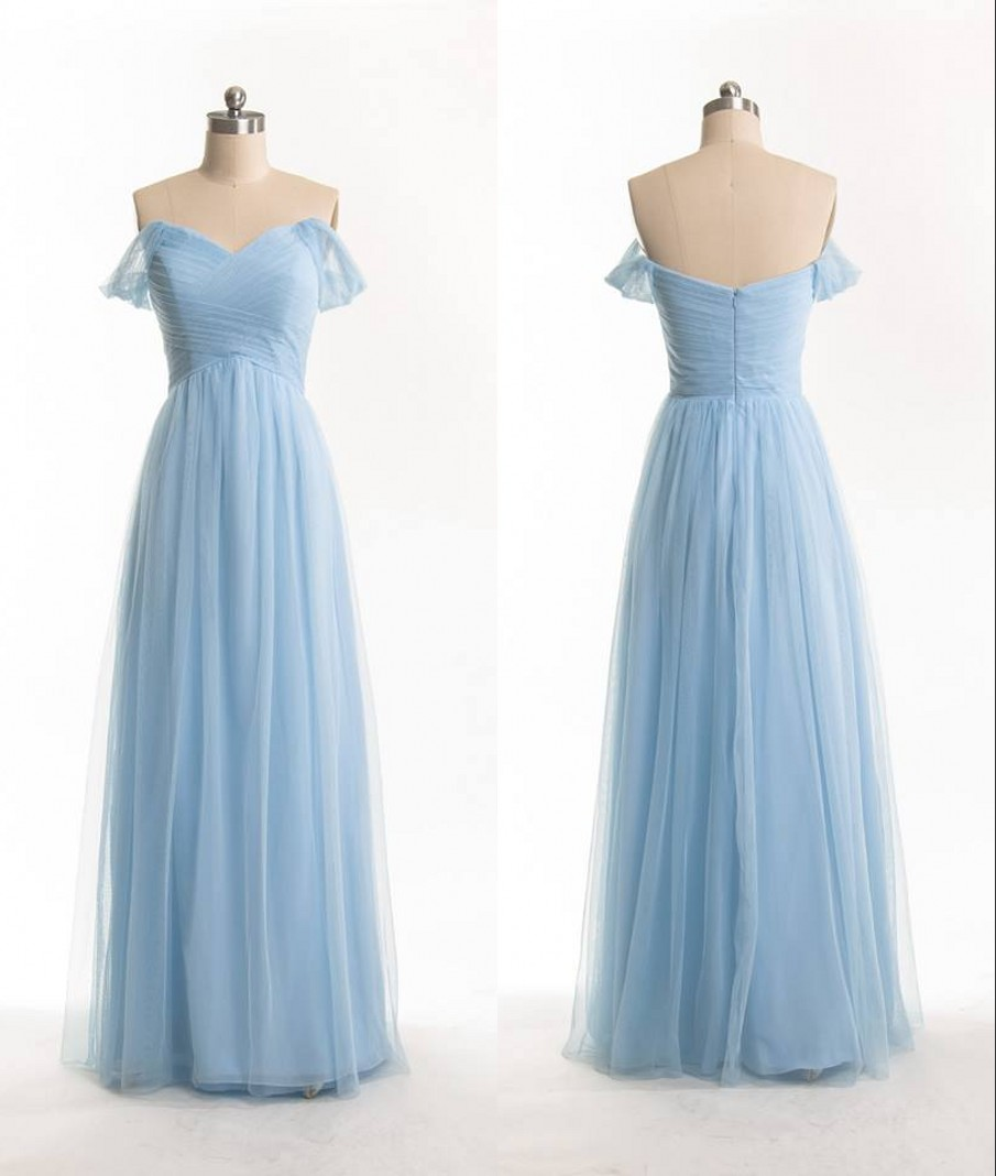 Charming Prom Dress,A Line Prom Dress,Organza Prom Dresses,Long ...