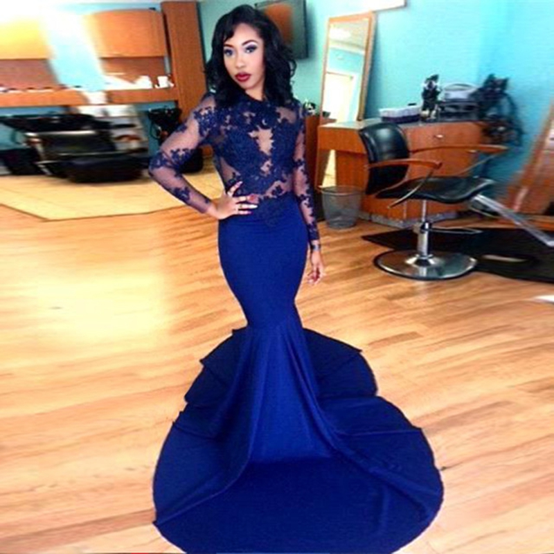 ae9945f418 Long Sleeve Prom Dresses