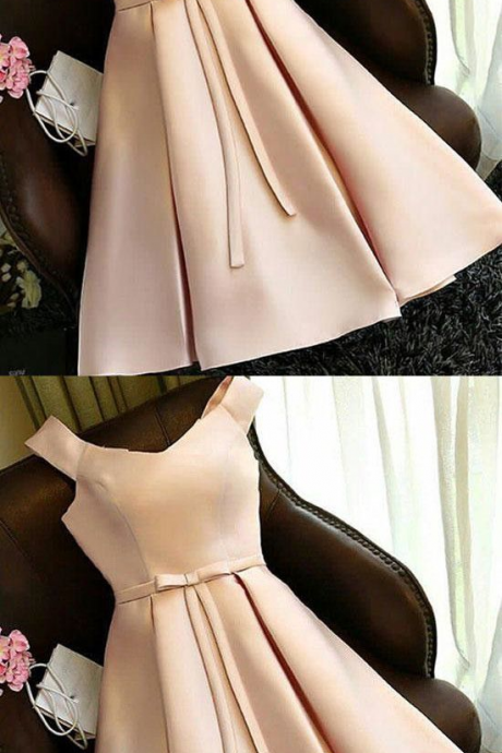 Charming Prom Dress, Elegant Short Homecoming Dress, Short Prom Gowns