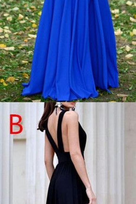 Charming Prom Dress, Sexy Simple Prom Dresses, Long Evening Party Dress