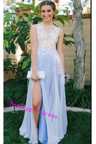 Bg401 New Arrival Appliques Prom Dress,Chiffon Prom Dress,Floor Length Prom Dress,See Though Prom Dress,Evening Dress,Women Dress