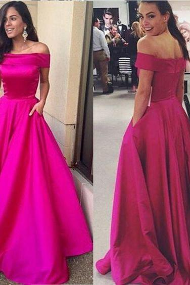 Bg994 Charming Prom Dress,Off Shoulder Prom Dress,Long Evening Dress,Evening Gown,Prom Dresses 2016