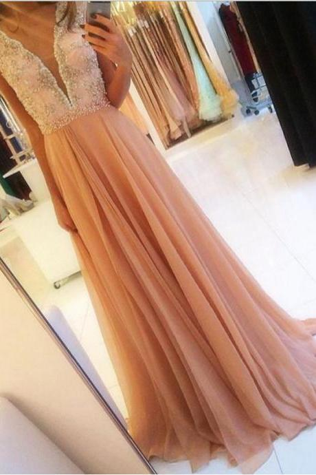 Bg1156 Sexy Prom Dress,Chiffon Prom Dresses