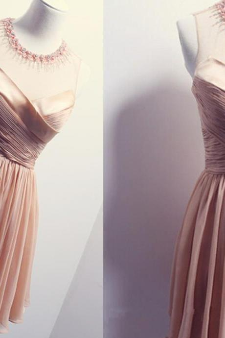Bg1219 Charming Prom Dress,Cute Prom Dress,Chiffon Prom Dress,Short Prom Dress