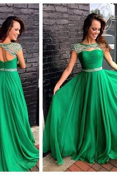Bg1311 Charming Prom Dress,Chiffon Backless Prom Dress,Long Evening Dress,Women Formal Dress