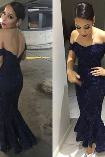 Charming Prom Dress,Off the Shoulder Prom Dress,Long Prom Dresses,Sexy Backless Prom Dress