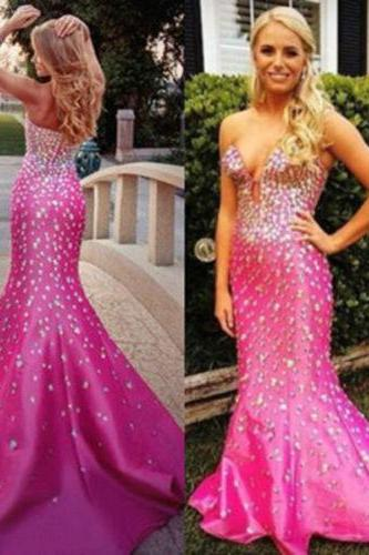 Charming Prom Dress,Sweetheart Prom Dress,Long Prom Dresses,Evening Formal Dress