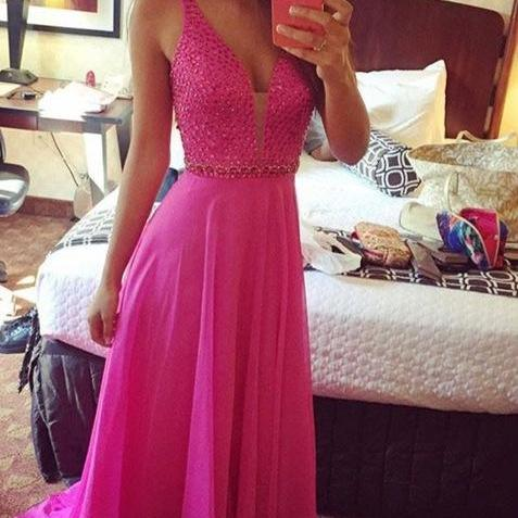 Bg183 Charming Prom Dress,Backless Prom Dress,Chiffon Prom Dress,Formal Evening Dress,Elegant Prom Dress,Pretty Girl Dress
