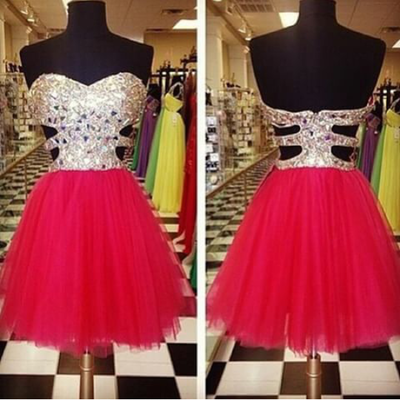 Bg1036 Homecoming Dress,Short Homecoming Dresses,Backless Party Dress