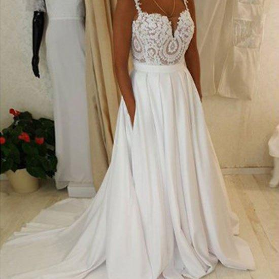 Charming Prom Dress,Sexy Prom Dress with Appliques,Long Prom Dresses,Spaghetti Straps Evening Dress,Formal Evening Gown,Women Dress
